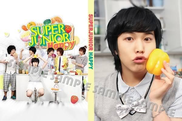 สมุดโน้ตเวอร์ชั่น HAPPY (cooking,cooking) SJ_HAPPY2