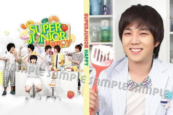 สมุดโน้ตเวอร์ชั่น HAPPY (cooking,cooking) SJ_HAPPY4