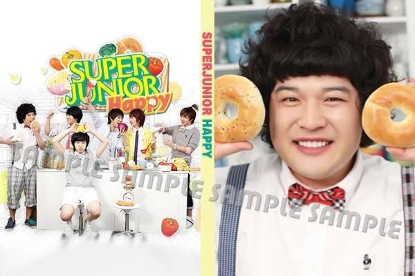 สมุดโน้ตเวอร์ชั่น HAPPY (cooking,cooking) SJ_HAPPY5