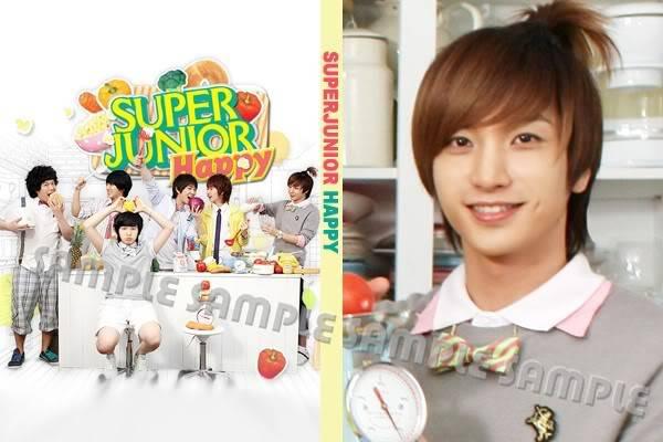 สมุดโน้ตเวอร์ชั่น HAPPY (cooking,cooking) SJ_HAPPY6