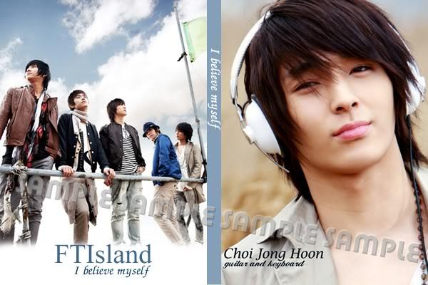 สมุดNote FT ISLAND ( I believe myself )  / 25.- I-believe-my-self_FT1jonghun