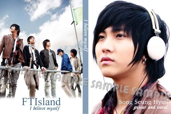 สมุดNote FT ISLAND ( I believe myself )  / 25.- I-believe-my-self_FT1seunghyun