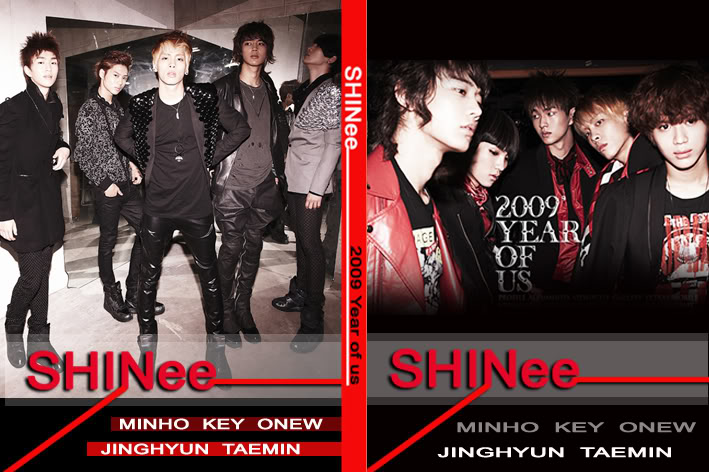 สมุดโน้ต SHINee (Ver.Ring ding dong) ShineeRDDALL