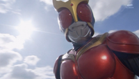 Lady Blood Sets Off The Hell Hounds (Event Thread) 200px-Kuuga_28Decade29