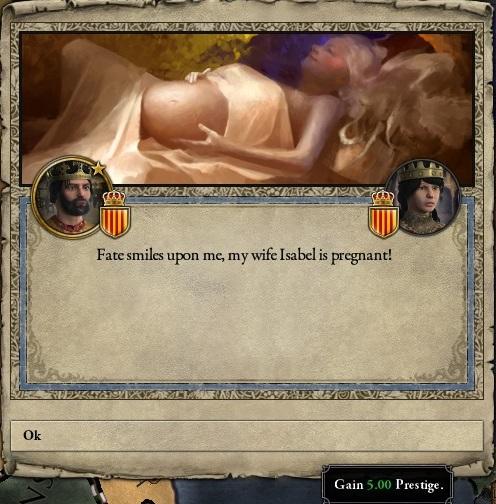 Let's play Crusader Kings 2 Ck2_3_pregnant
