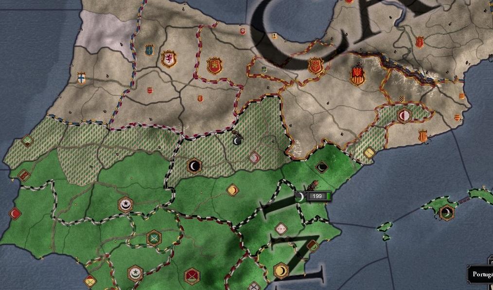 Let's play Crusader Kings 2 Ck2_3_religionmap