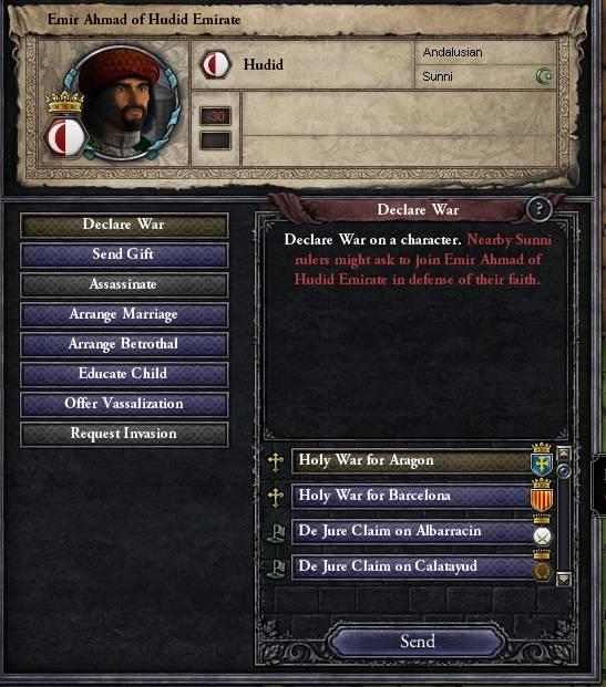 Let's play Crusader Kings 2 Diplo-1