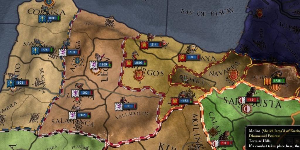 Let's play Crusader Kings 2 Map2-1