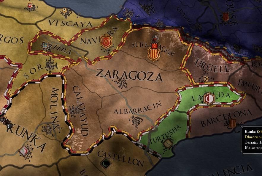 Let's play Crusader Kings 2 Map3