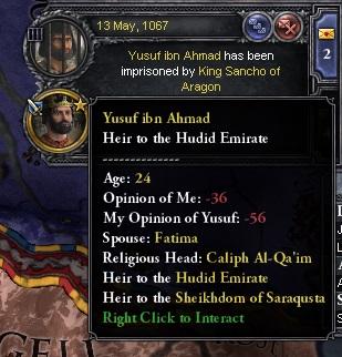 Let's play Crusader Kings 2 Prisoner