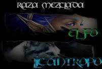 Raza Mezclada /Elfo-Licántropo/
