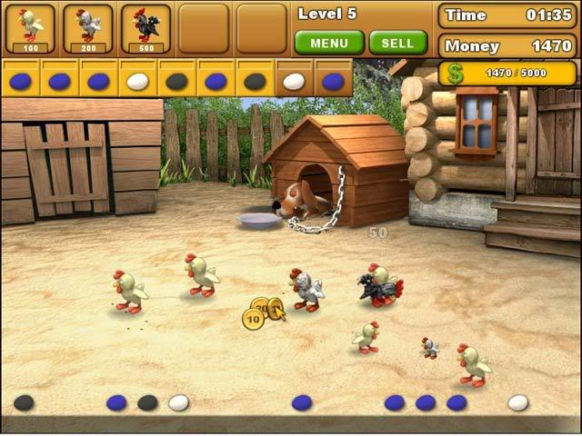 Share Koleksi Game Mini Full Chickenchase_scr1