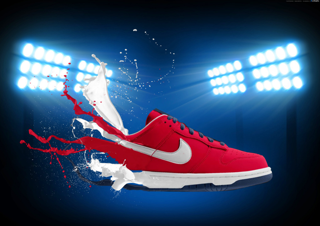[TUT Ps] Design Poster Nike Dunk Untitled-2-1