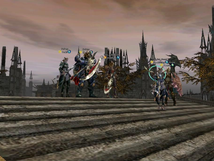 Fury Unite...well some of us anyways Shaiya0025-1