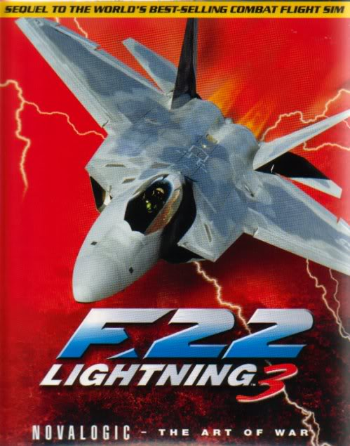 F22 lightning 3 (Flight simulation) 582420574