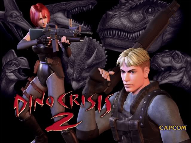 Dino Crisis II Full iso DC2_Wallpaper2800x600