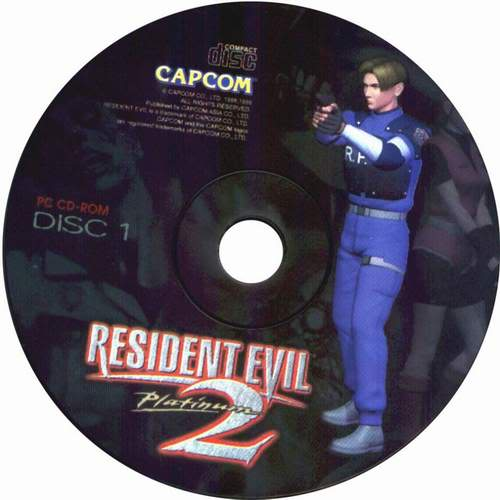 Resident Evil 2 two discs iso RE2_cd1