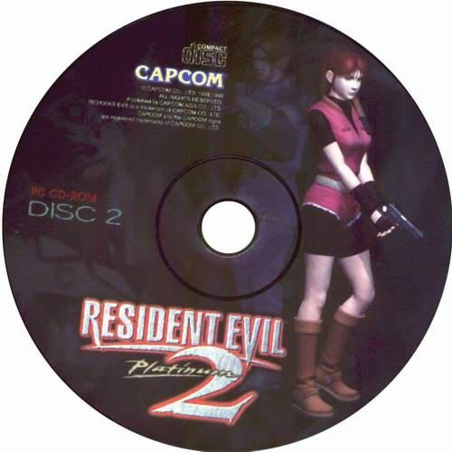 Resident Evil 2 two discs iso RE2_cd2