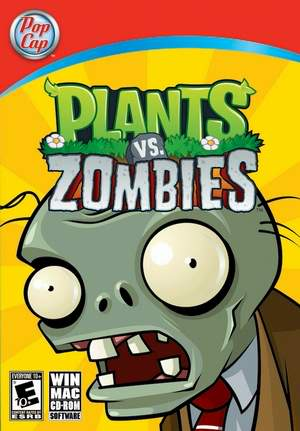 [copied] Plants vs. Zombies PvsZcover