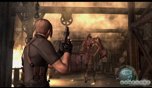 Resident Evil 4 Full Direct play + mouse aim RE4screen010