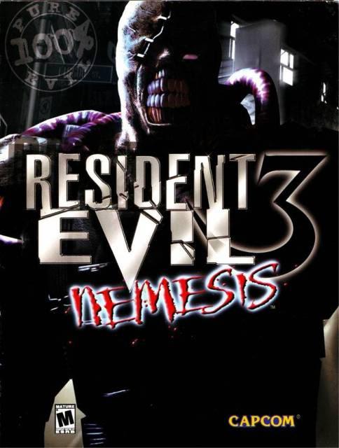 Resident Evil 3 (Nemesis) ISO ResidentEvil3_front