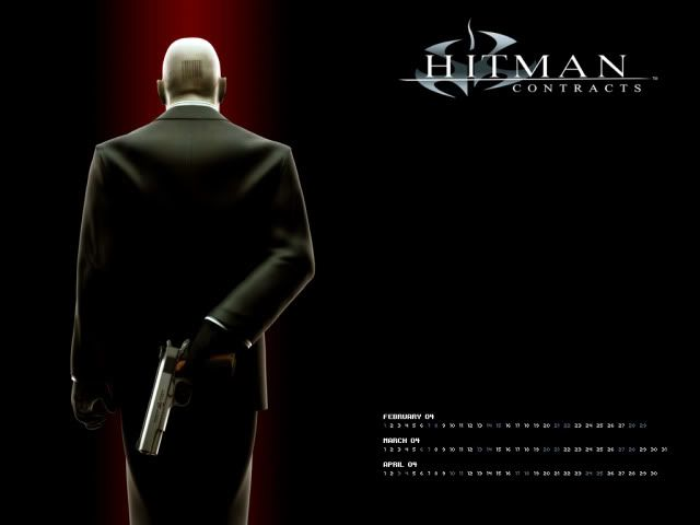 Hitman: Contracts  Agent-47