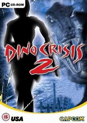 Dino Crisis II Full iso Dinoc2