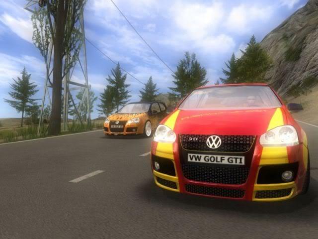 [Copied] GTI Racing Full Game Golf21