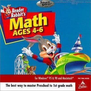 Reader Rabbbit's Math Ages 4-6 (.....) Ipyihwieurn3txb9tcgh