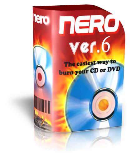 Nero 6 Registered Nero6