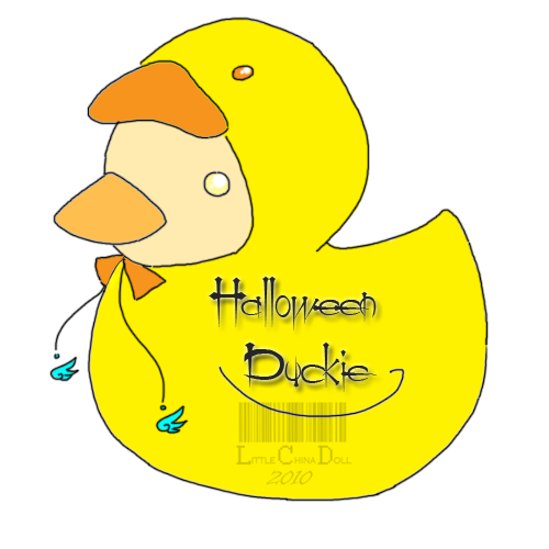 LCD Production - Page 2 Halloween_duckie