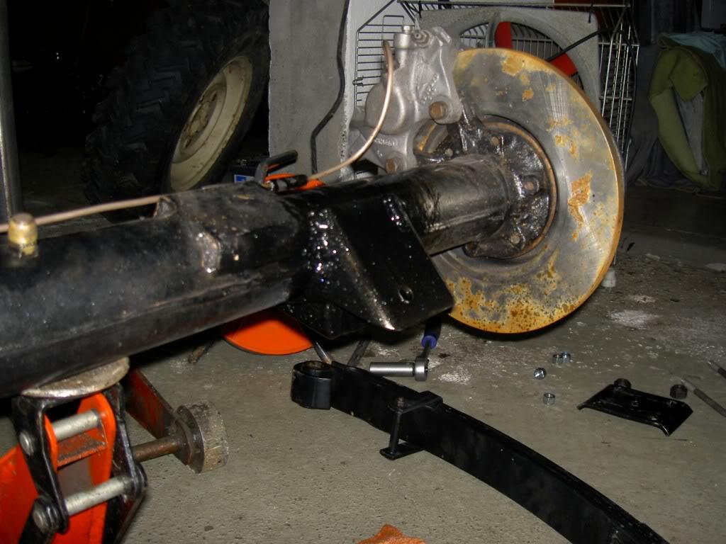 Des freins à disques pour nos Serie.... PICT0551