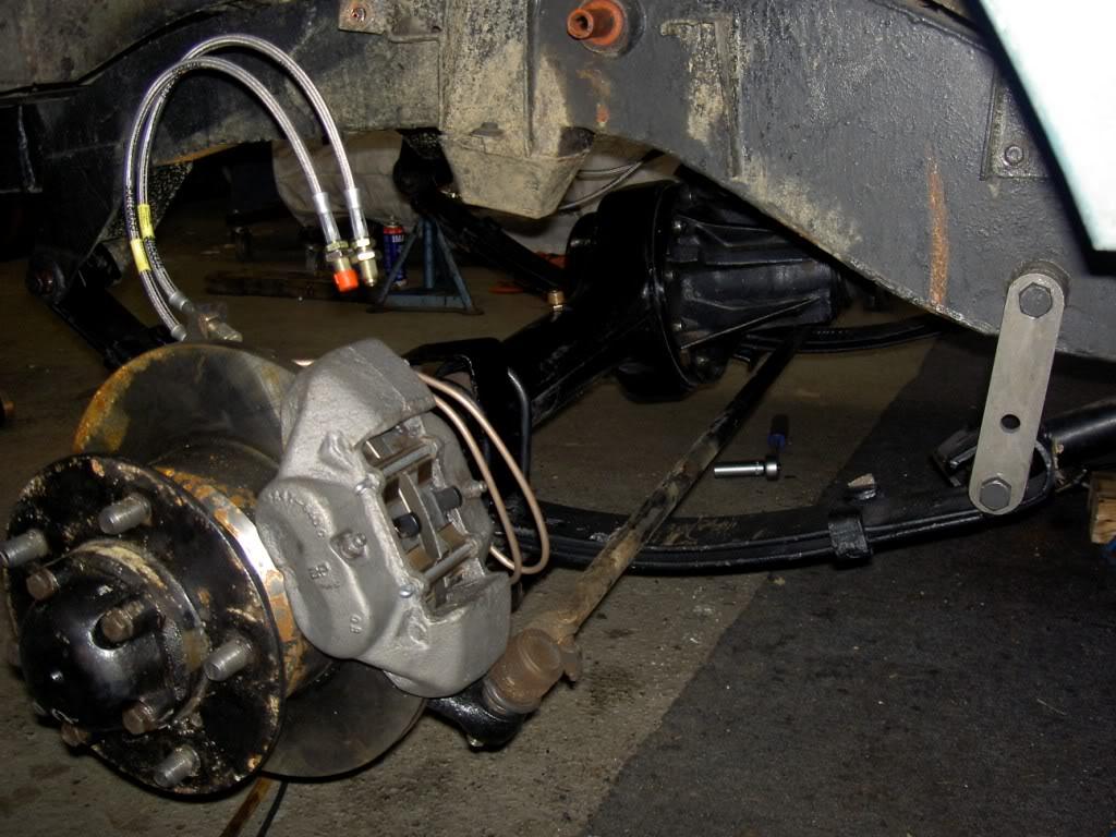 Des freins à disques pour nos Serie.... PICT0569