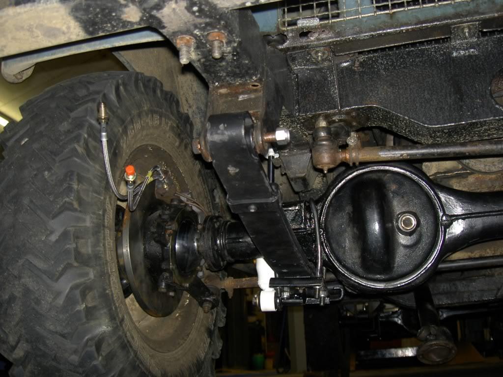 Des freins à disques pour nos Serie.... PICT0578