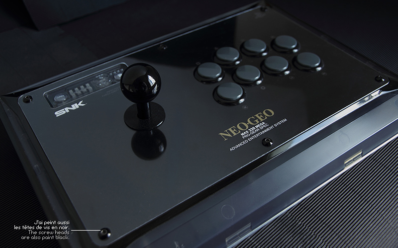 Stick AES custom ArcadeStickMod_SNK_Neo_Geo-02