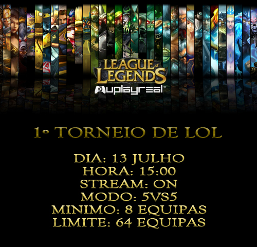 [Inscrições] uPlay | League of Legends | PC | 5x5 #1 1o-torneio-de-lol-v2