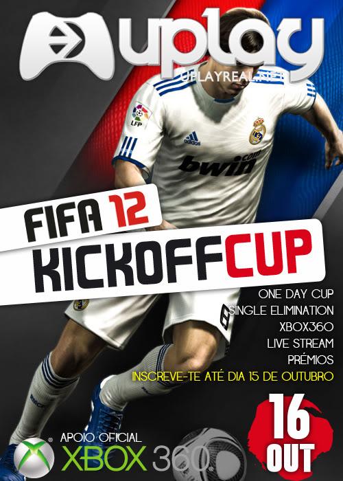 uPlay | Torneio FIFA12 Kick Off Cup FIFA12Xbox1