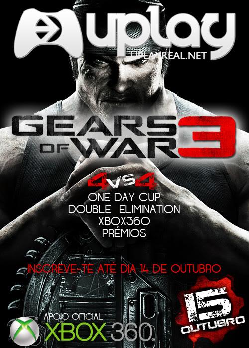 uPlay | Torneio Gears of War 3 GOW31