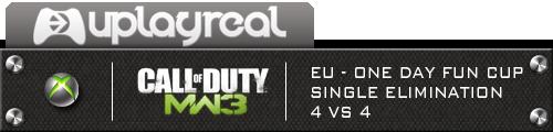 uPlay | MW3 | XBOX 360 | EU ODC #4 Cod-xbox-eu-cup-fim-2011