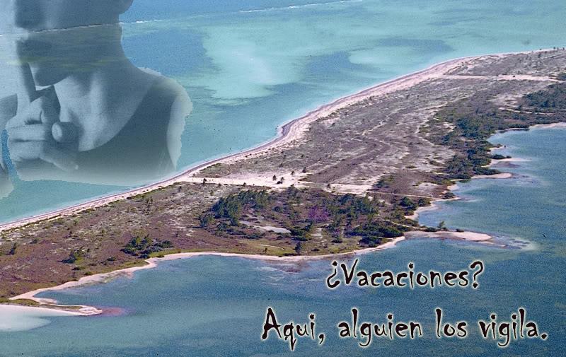 The island's famous secret