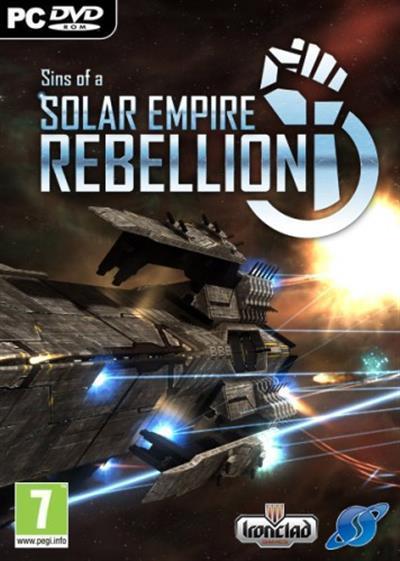 لعبة حرب الفضاء المثيرة Sins of a Solar Empire Rebellion 4db6699da7556133fdaadedbed462ac2