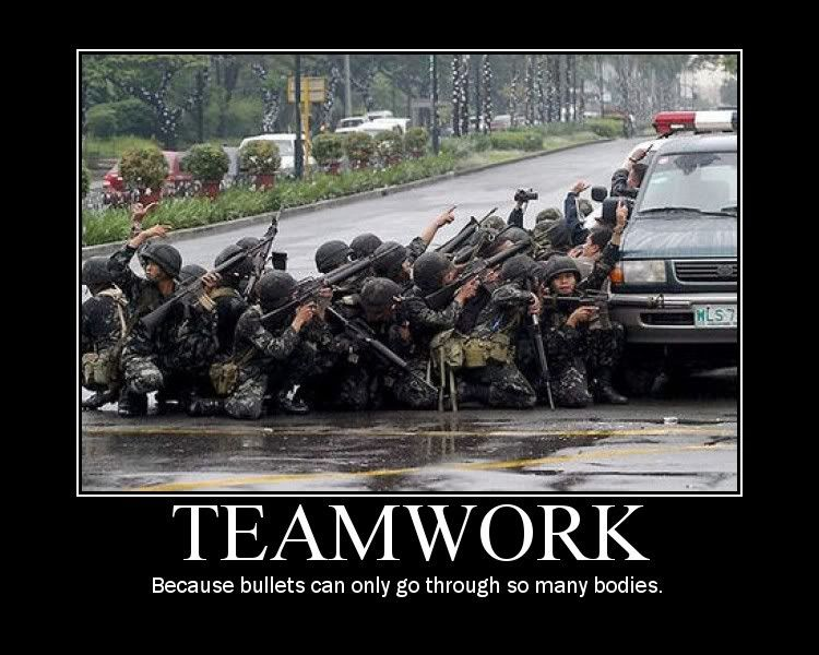 how to work...? Teamwork2