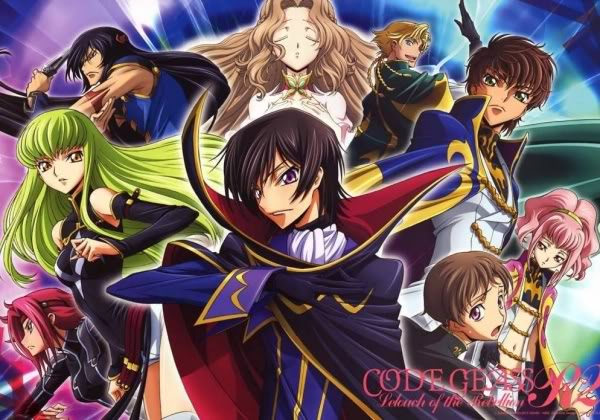 Code Geass Lelouch of the Revolution CodeGeassR21
