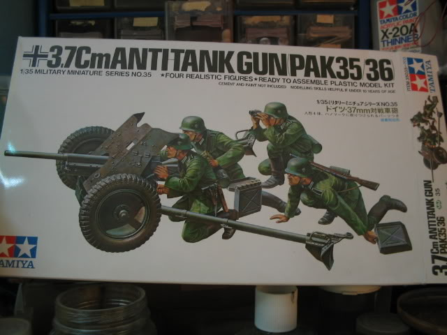 Opel Blitz (Italeri 1/35) Pak35