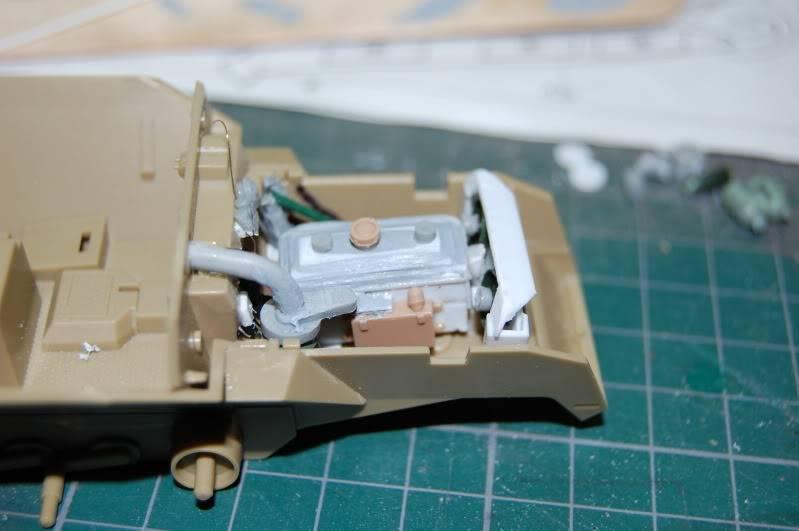 Sdkfz 251/9 Tamyia 1/35 Moteur24sept_057