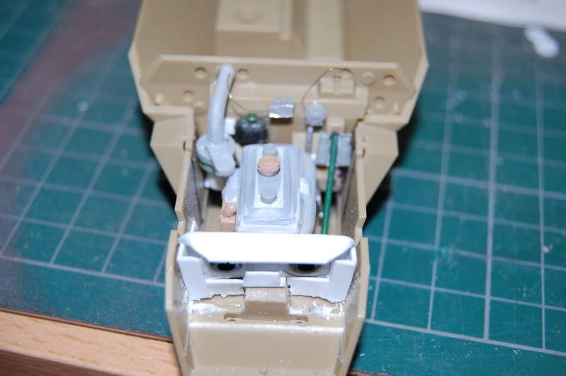 Sdkfz 251/9 Tamyia 1/35 Moteur24sept_058