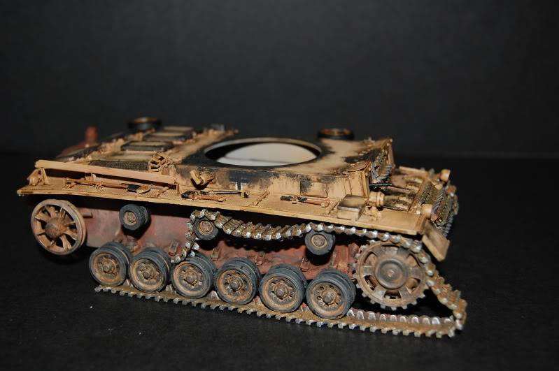 Flampanzer III (Dragon, 1/35) Debutpatinecaisse2