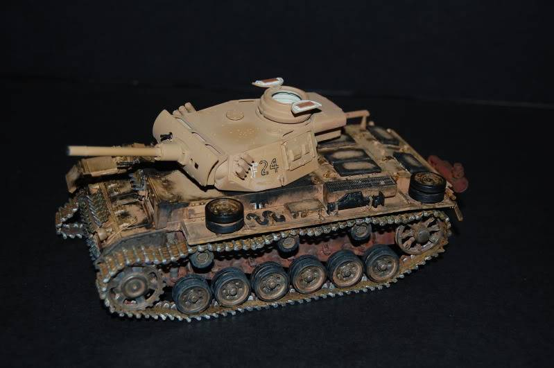 Flampanzer III (Dragon, 1/35) Debutpatinecaisse5