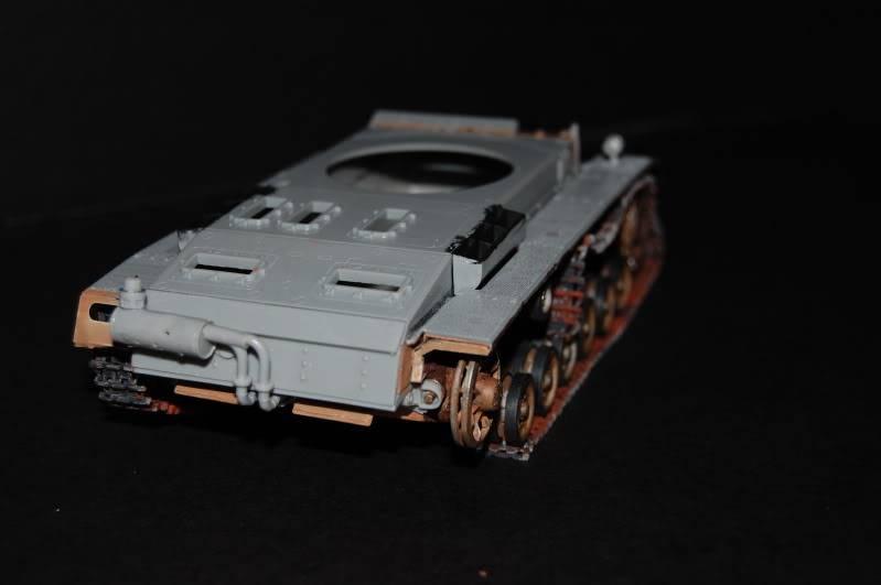 Flampanzer III (Dragon, 1/35) Flampanzer3