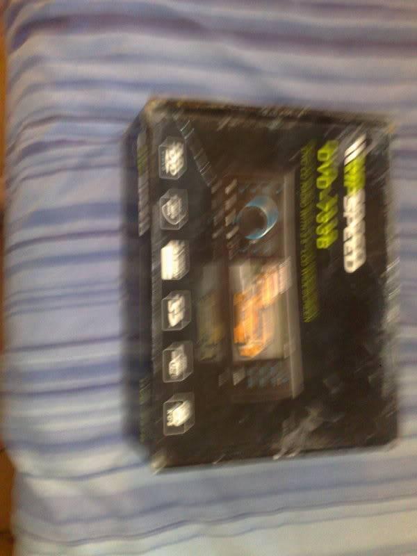 dvd player head unit /oil filter relocater sandwich plate 30032010549